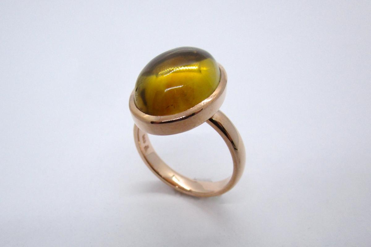 """Ring """"Desert Sun"""" im Online-Shop Schmuckwerkstatt"""